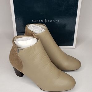 Karen Scott Ankle Boots